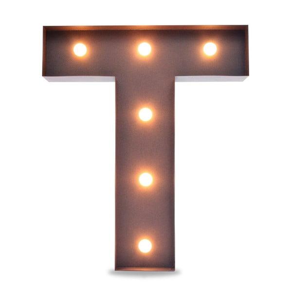 Světelná LED dekorace T