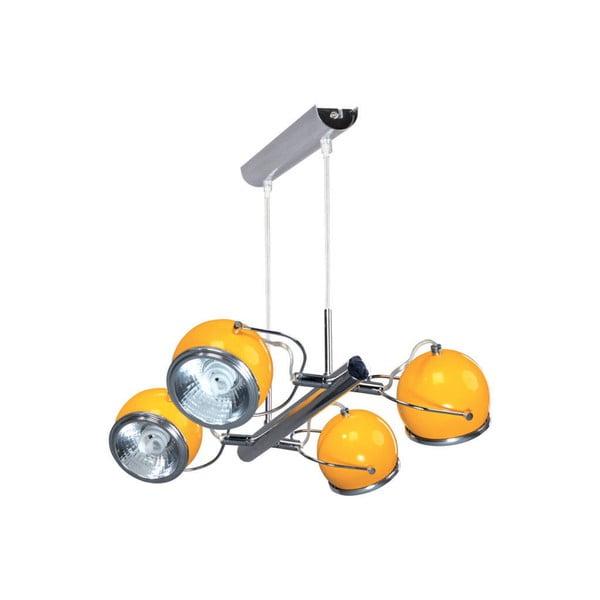 Závěsné světlo Ball Yellow