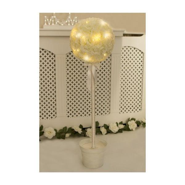 Svatební dekorace s LED světly Pearl