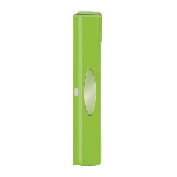Protecție folie alimentară cu lamă Wenko Perfect Cutter, verde