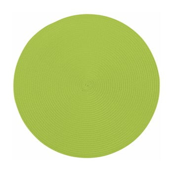 Suport pentru farfurie Tiseco Home Studio Round, ø38cm, verde de la Tiseco Home Studio