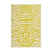 Koberec Kayoom  Fusion 830 Yellow, 120x170 cm