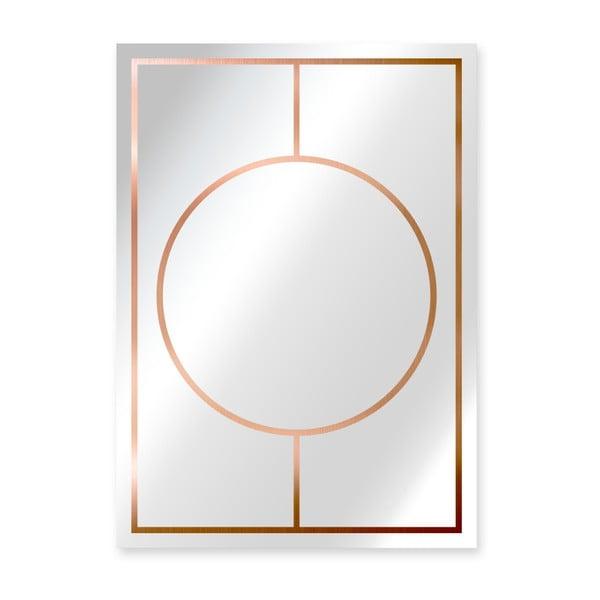Oglindă de perete Surdic Espejo Copper, 50 x 70 cm