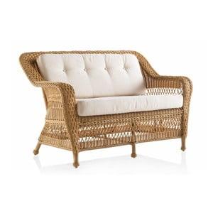 Canapea cu 2 locuri pentru grădină Geese Jessy