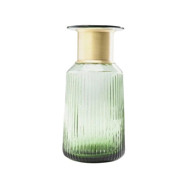 Vază Kare Design Barfly Green, 30 cm, verde deschis