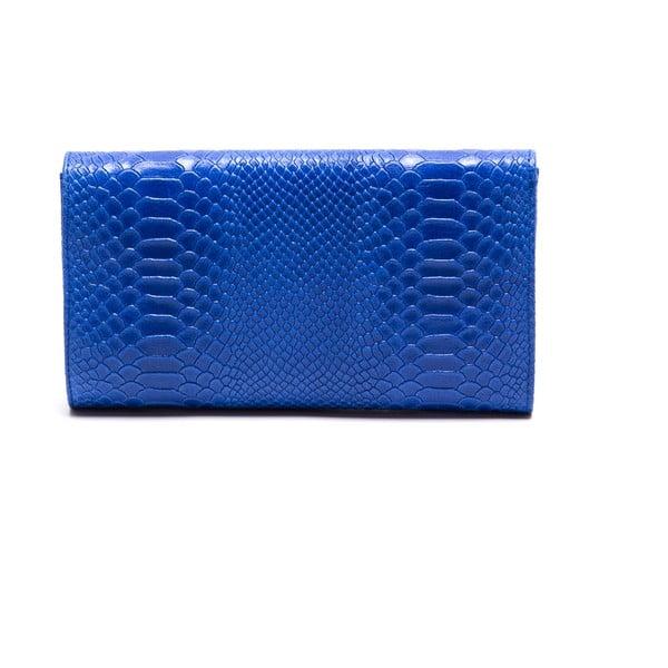 Kožené psaníčko Isabella Rhea 8018, modré