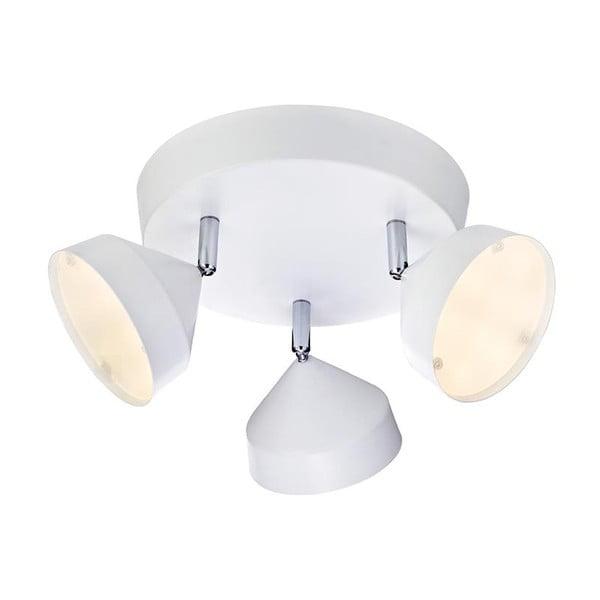 Bílé nástěnné světlo Markslöjd Tratt 3