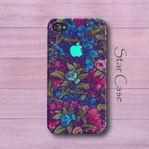 Obal na iPhone 6 Garden Flowers