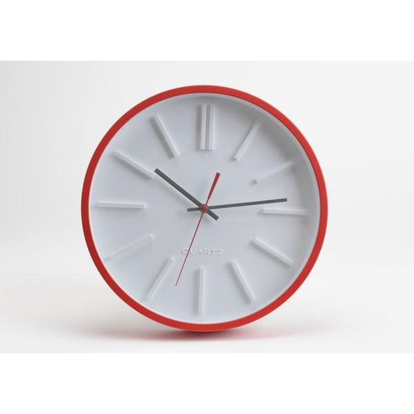 Hodiny Red Modern, 35 cm