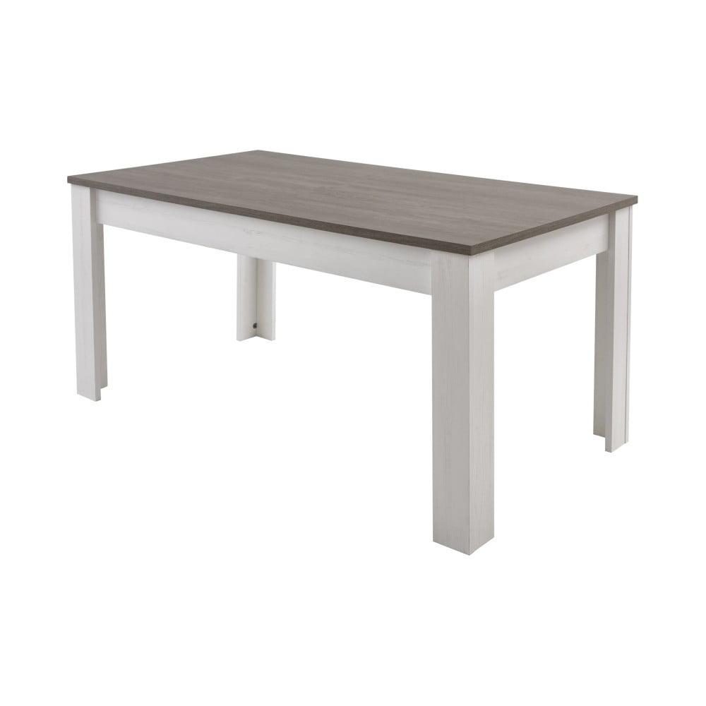Bílý jídelní stůl Marquis