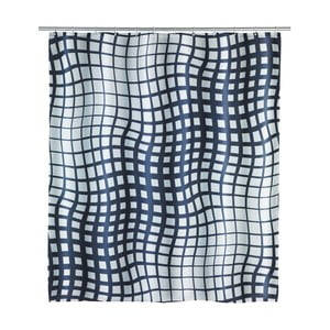 Sprchový závěs s protiplísňovou povrchovou úpravou Wenko Studio, 180x200cm