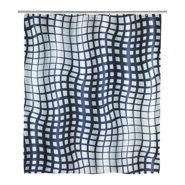 Perdea duș cu înveliș special anti cute Wenko Studio, 180x200cm