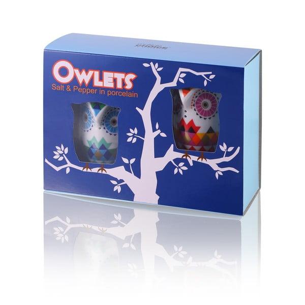 Slánka a pepřenka Owl