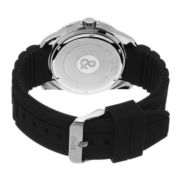 Pánské hodinky Yachting Black