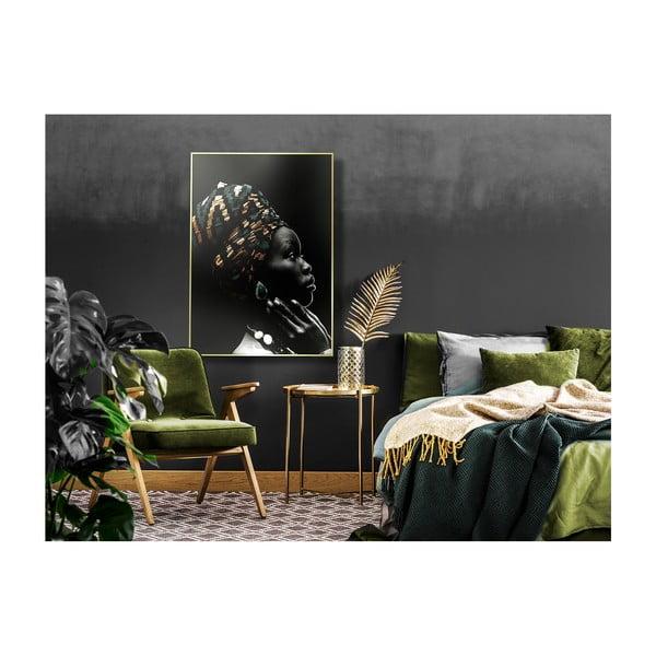 Tablou din sticlă Styler African Jewel, 121 x 81 cm
