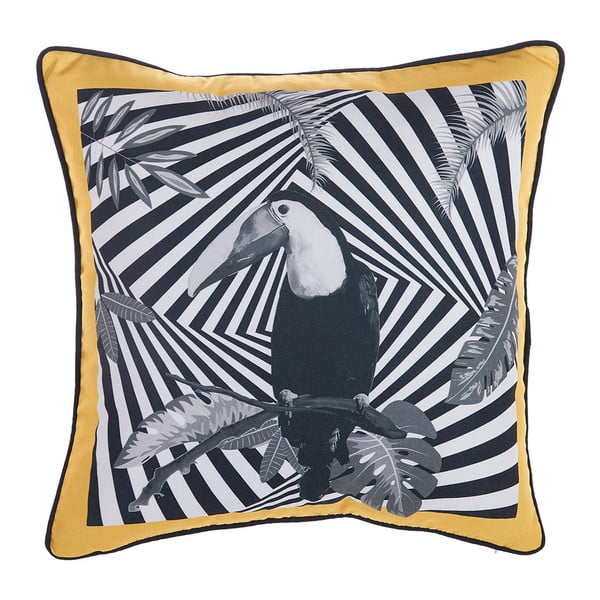 Față de pernă Apolena Exotic Toucan, 43 x 43 cm