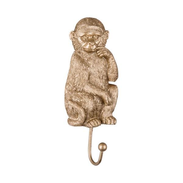 Háček ve zlaté barvě PT LIVING Monkey
