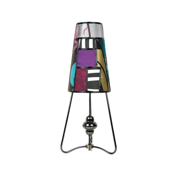 Stolní lampa Metal Rocket