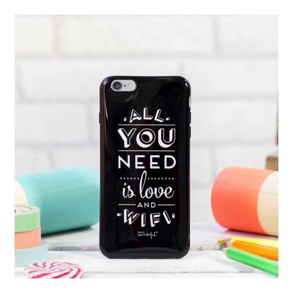 Obal na iPhone 6 Plus Mr. Wonderful Love