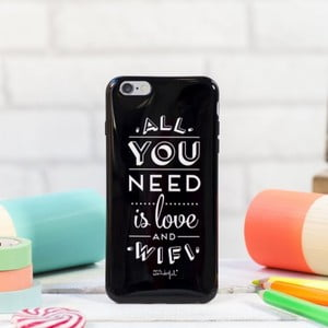 Obal na iPhone 6 Plus Mr. Wonderful Love