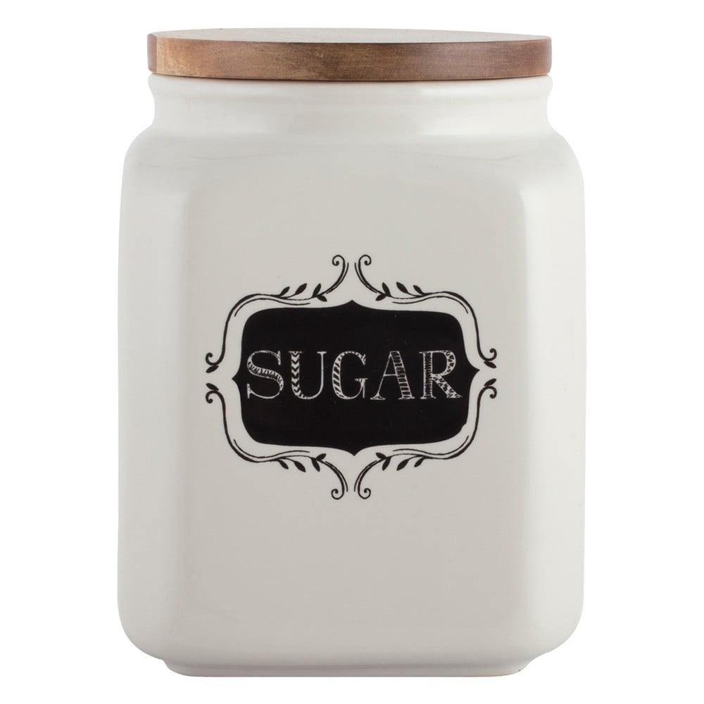 Keramická dóza na cukr s víkem Creative Tops Stir It Up