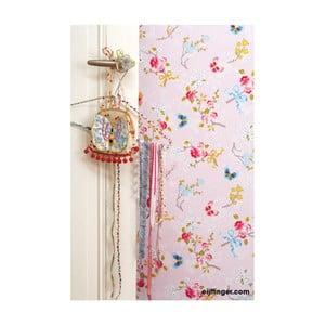 Růžová vliesová tapeta Pip Studio Spring