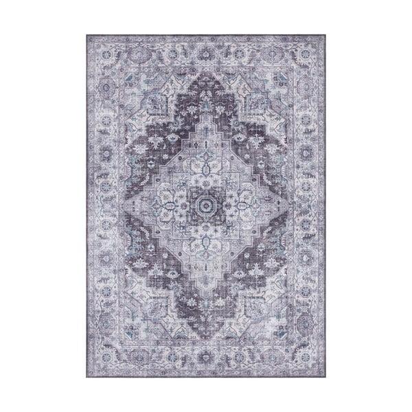 Szary dywan Nouristan Sylla, 80x150 cm
