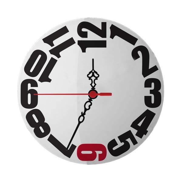 Nástěnné hodiny Rebel, 30 cm