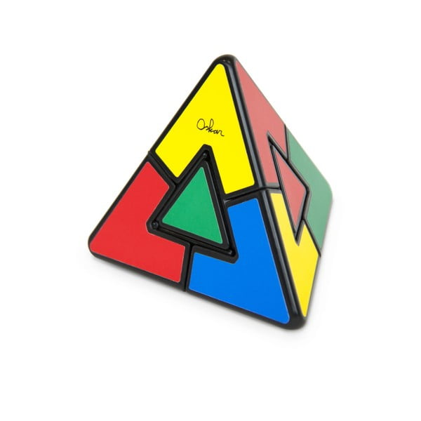 Cub Rubik RecentToys Pyramida Duo