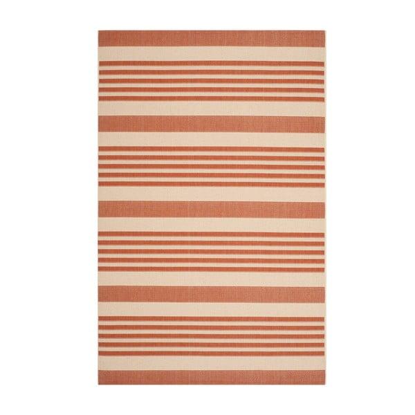 Koberec vhodný i pro venkovní použití Gemma Orange, 160x231 cm