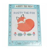 Set pentru broderie Rex London Rusty The Fox