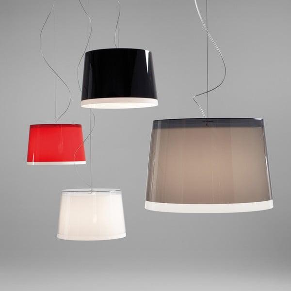 Transparentmí závěsné světlo Pedrali L001S/BB