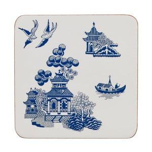 Podtácek Churchill China Blue Willow