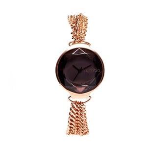 Dámské hodinky Rumbatime Orchard Chain Black Diamond