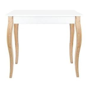 Măsuță tip consolă Dressing Table 85 x 74 cm, alb