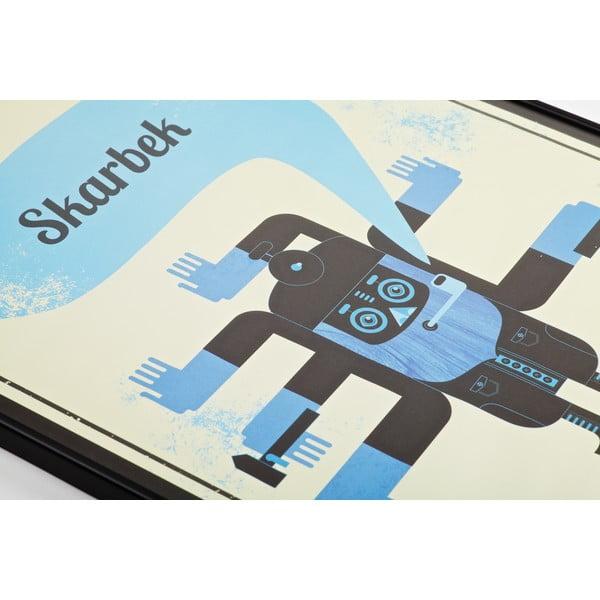 Plakát Brambla Skarbek
