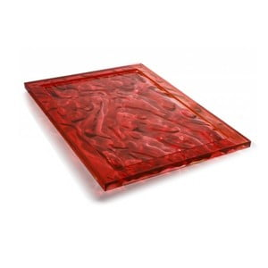 Tác Dune Red, 32x46 cm