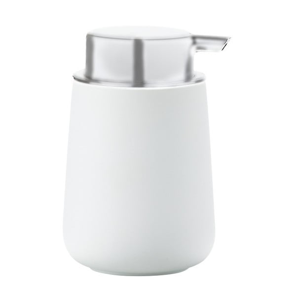 Bílý dávkovač mýdla Zone Nova