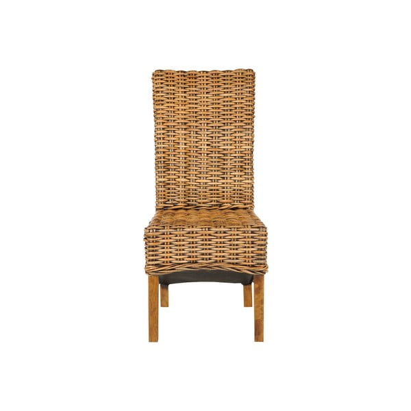 Sada 2 ratanových židlí Isla