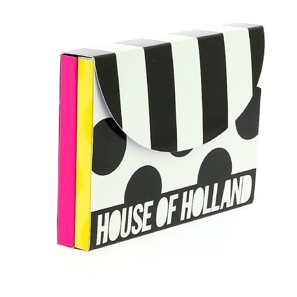 Set pohledů a obálek Blueprint Collections House Of Holland