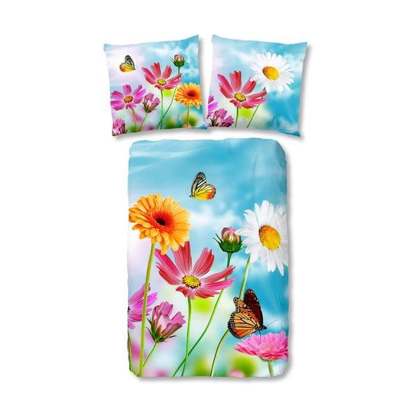 Bavlněné povlečení Muller Textiel Morning, 135x 200 cm