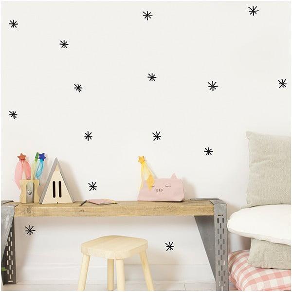 Dekorativní samolepka na zeď  Stars 4