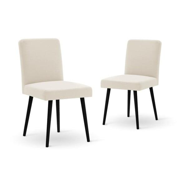 Set canapea galbenă, 2 scaune crem, o saltea 140 x 200 cm Home Essentials