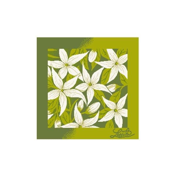 Koupelnová předložka Jasmine Soft, 60x60 cm