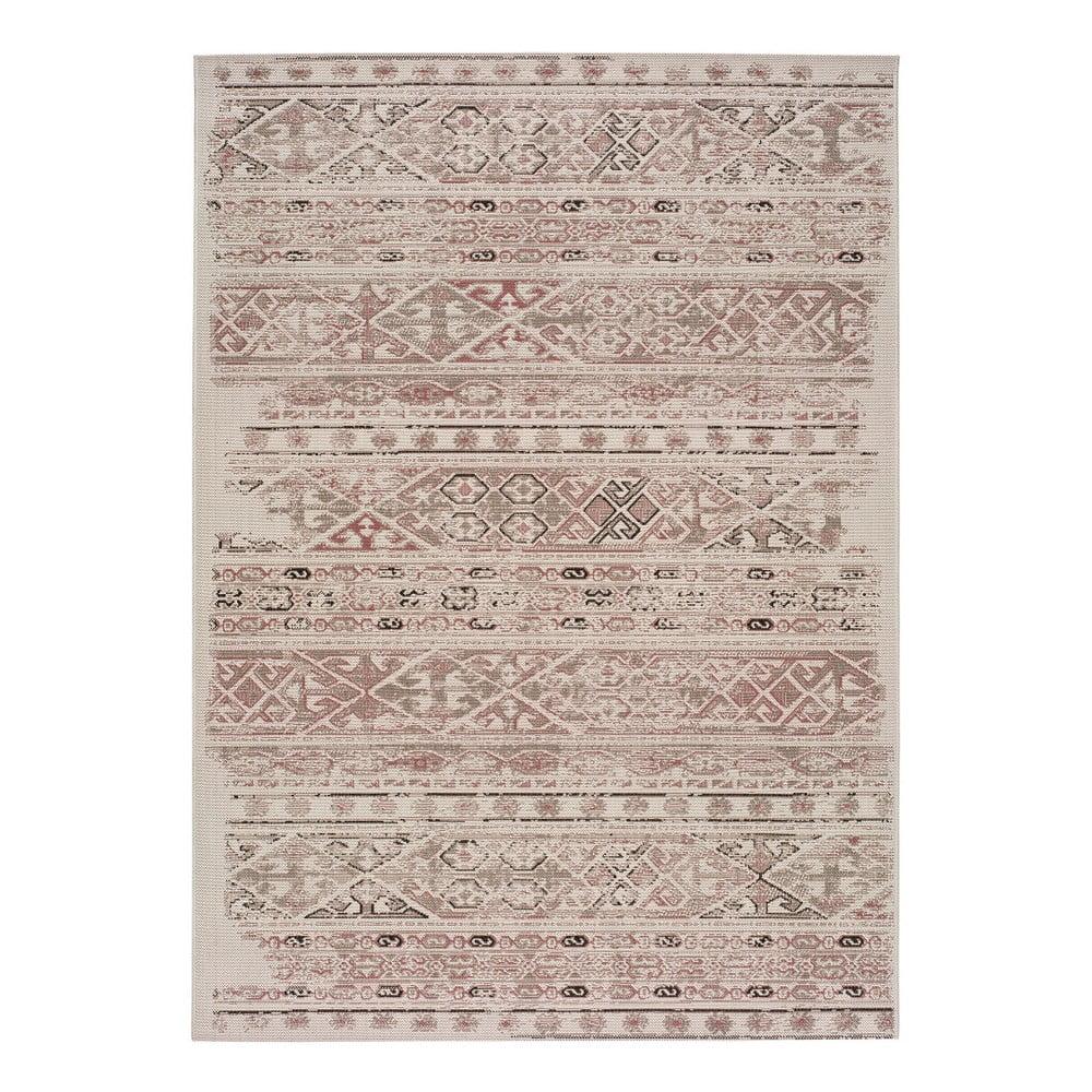 Béžový venkovní koberec Universal Bilma, 160 x 230 cm