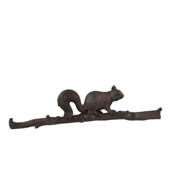 Věšák J-Line s veverkou