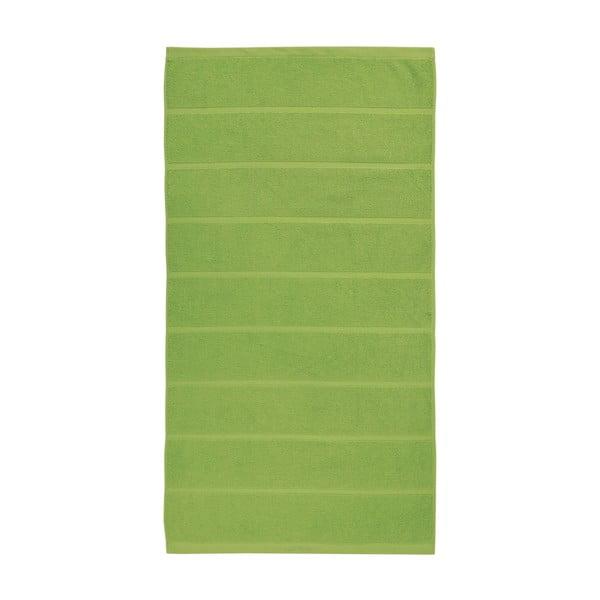 Osuška Adagio 70x130 cm, zelená
