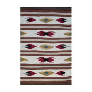 Ručně tkaný koberec Kilim Lalit, 165x230cm