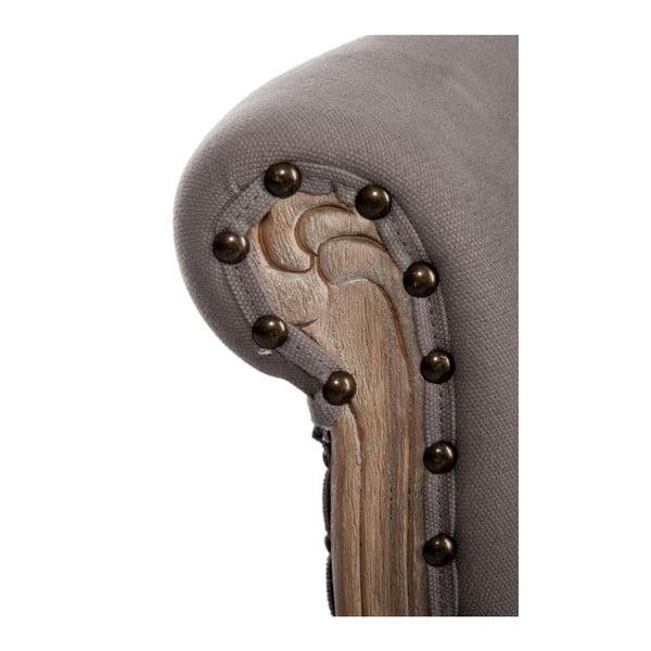 Křeslo Low Grey, 51x45x59 cm