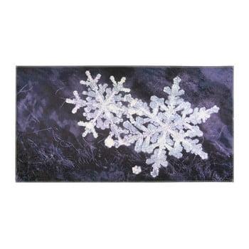 Covor Vitaus Big Snowflakes, 50 x 80 cm de la Vitaus